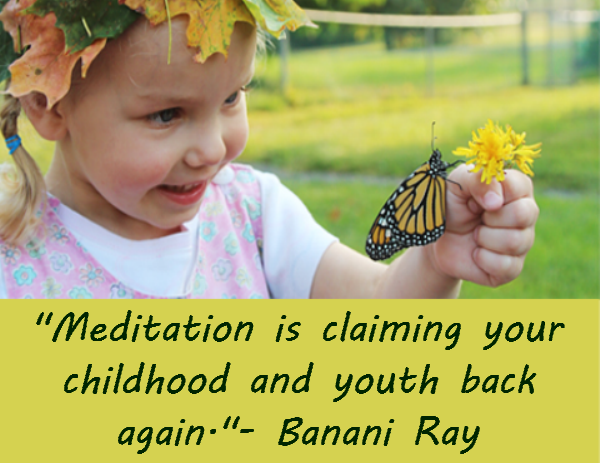 Be Like a Child Meditation